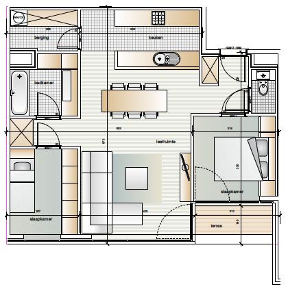 Dender Express Denderleeuw Appartement 3.12