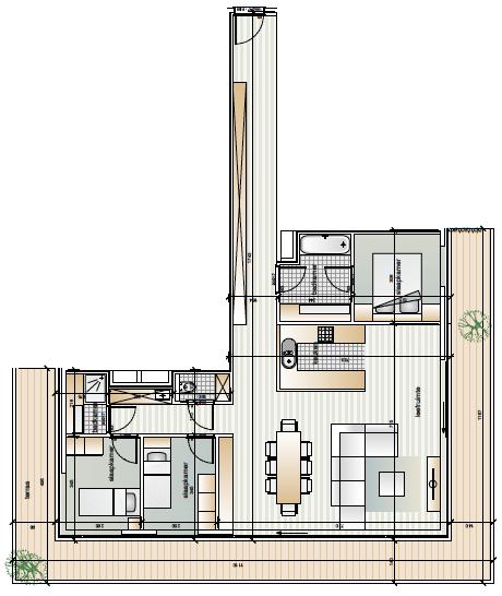 Dender Express Denderleeuw Appartement 5.8