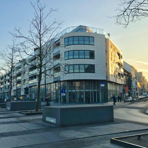 Plaza Express Sint-Niklaas Appartementen Penthouses