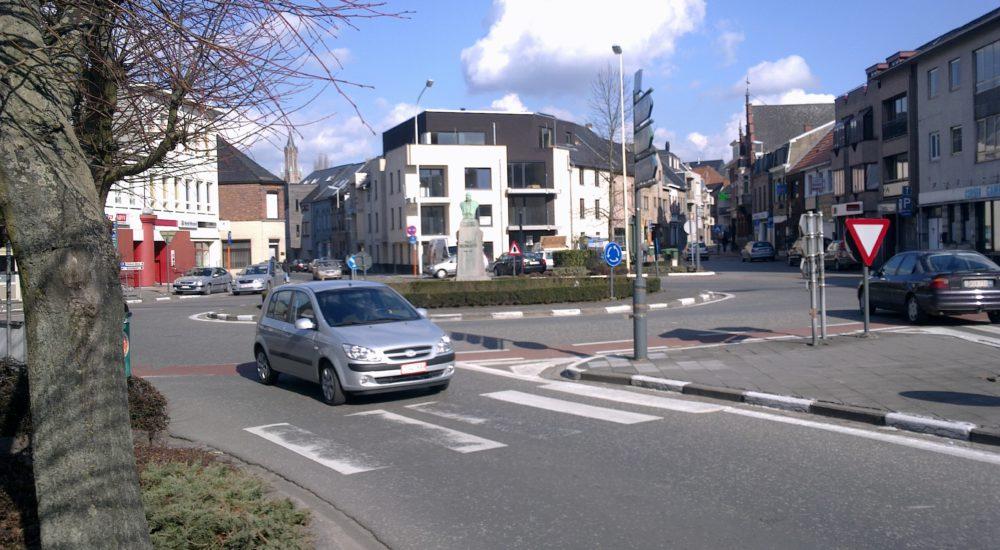 Realisatie nieuwbouwappartementen Wetteren