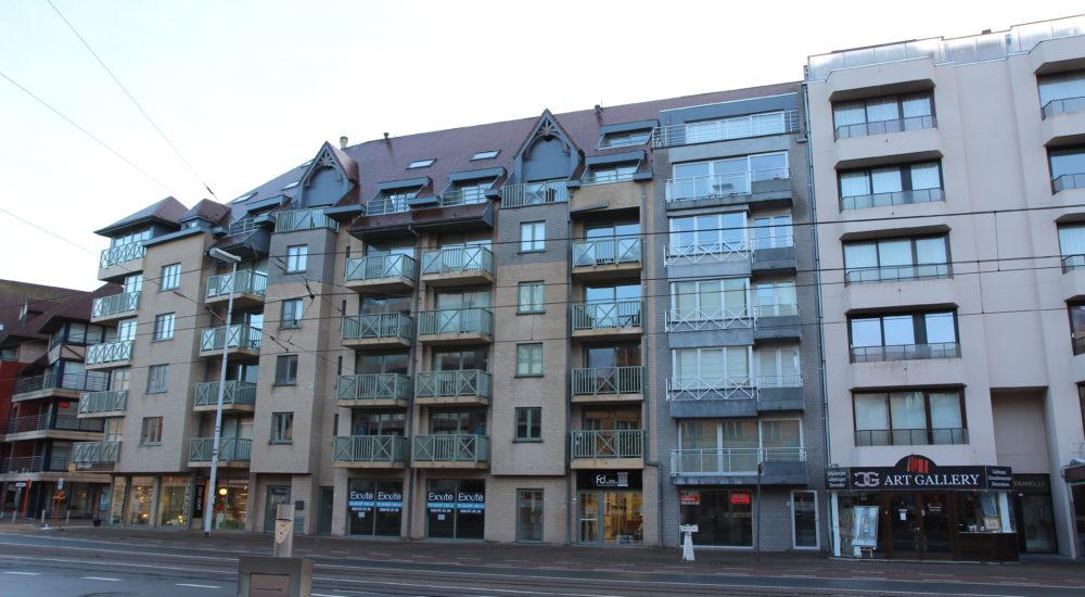 Realisatie nieuwbouwappartementen Sint-Idesbald