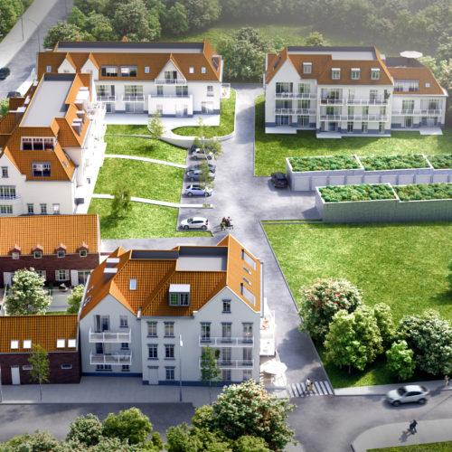 Nieuwbouw woningen Bruulpark Haaltert