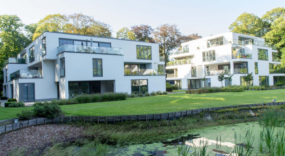 Realisatie nieuwbouwappartementen UrbanLink te Sint-Denijs-Westrem