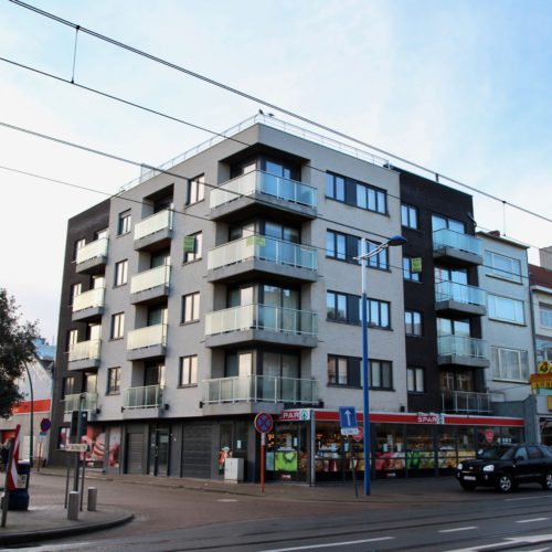 Realisatie nieuwbouwappartementen Koksijde