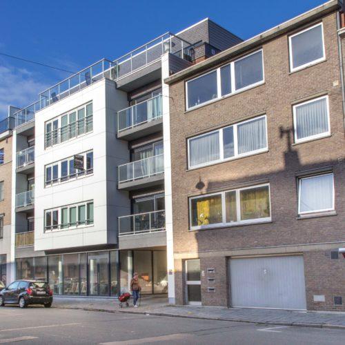 Realisatie nieuwbouwappartementen UrbanLink te Gent