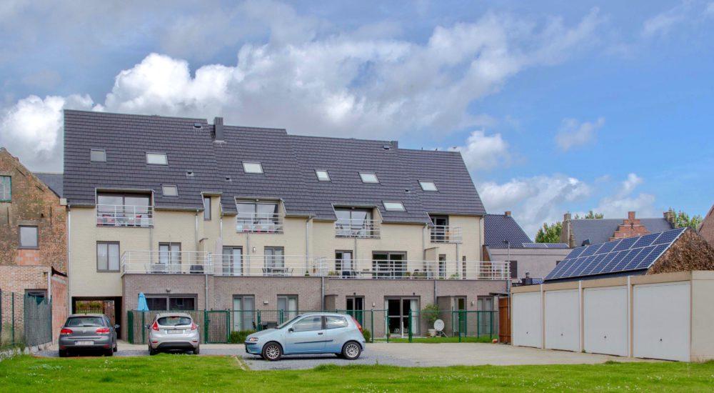 Realisatie nieuwbouwappartementen UrbanLink te Elversele