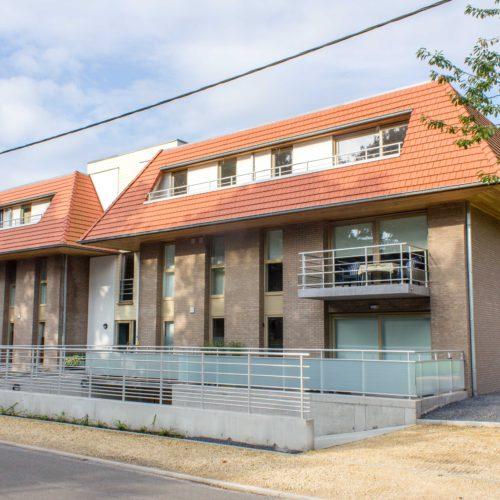 Realisatie nieuwbouwappartementen UrbanLink te Evergem