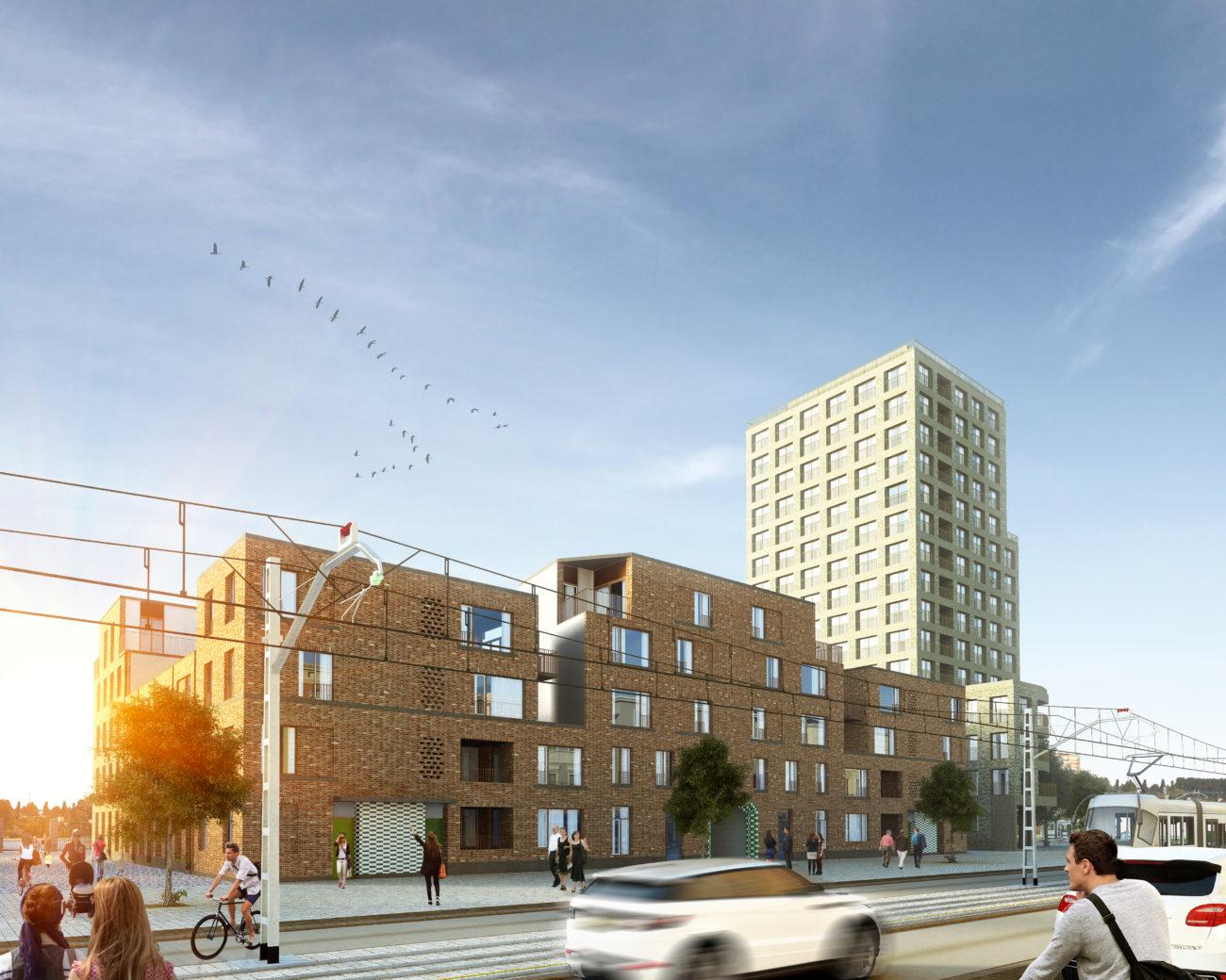 Stapelplein Gent Nieuwbouw appartementen en woningen te koop