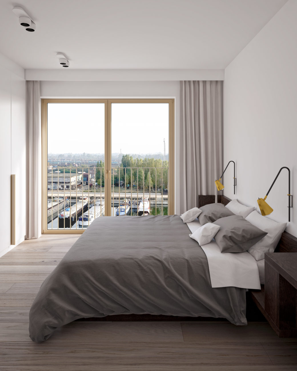 Stapelplein Gent Interieur Slaapkamer