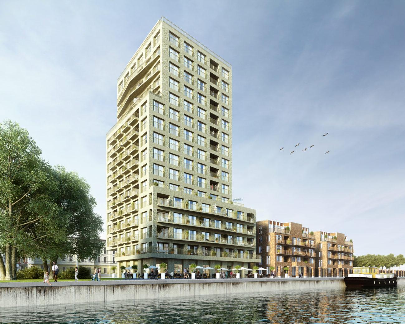 Stapelplein Gent Nieuwbouw appartementen te koop