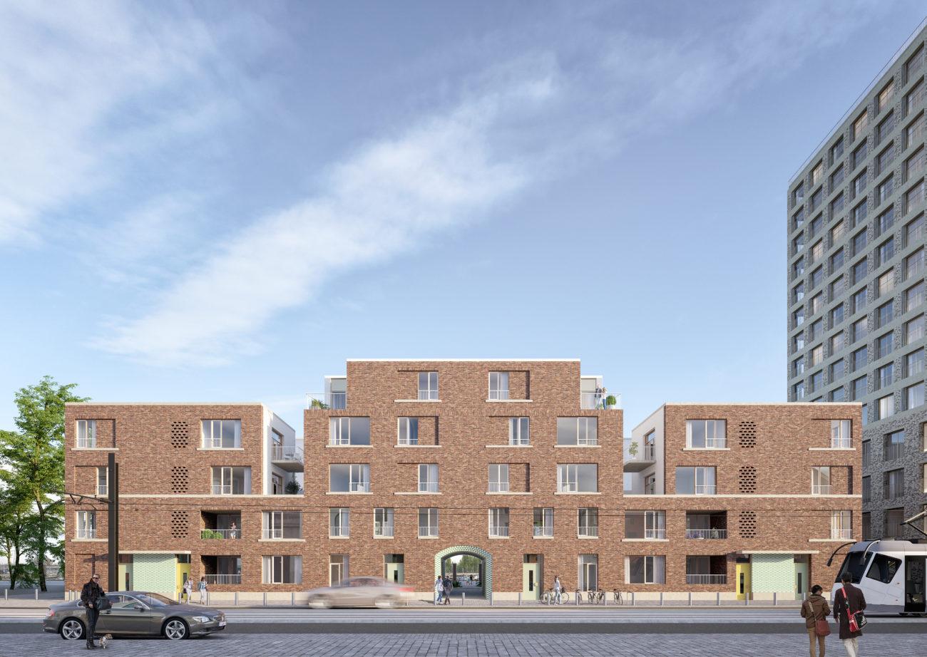 Stapelplein Gent Appartementen en Woningen