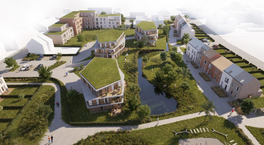 De Craene nieuwbouw appartementen en woningen