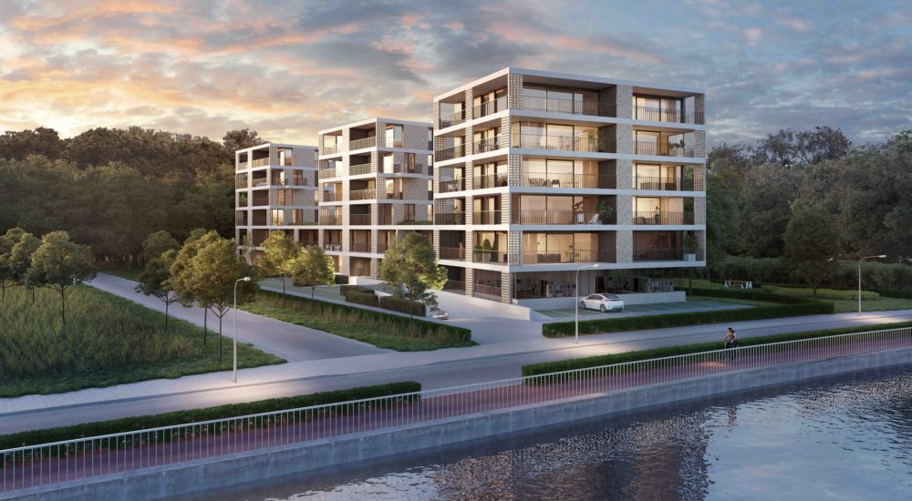 nieuwbouwproject Brugge